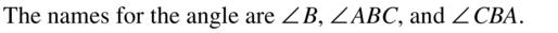 Big Ideas Math Answers Geometry Chapter 1 Basics of Geometry 1.5 a 3