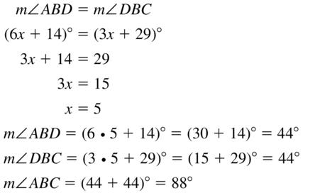 Big Ideas Math Answers Geometry Chapter 1 Basics of Geometry 1.5 a 37