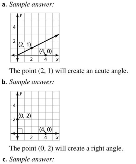 Big Ideas Math Answers Geometry Chapter 1 Basics of Geometry 1.5 a 51.1