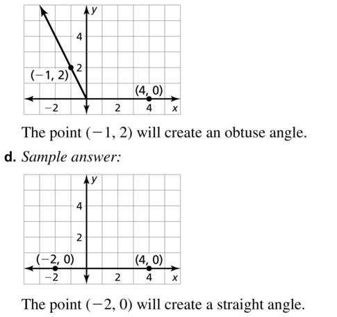 Big Ideas Math Answers Geometry Chapter 1 Basics of Geometry 1.5 a 51.2