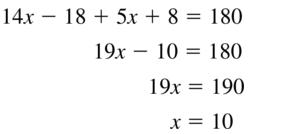 Big Ideas Math Answers Geometry Chapter 1 Basics of Geometry 1.5 a 65