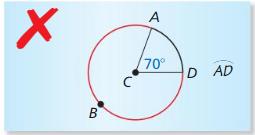 Big Ideas Math Answers Geometry Chapter 10 Circles 70