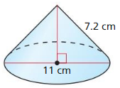 Big Ideas Math Answers Geometry Chapter 11 Circumference, Area, and Volume 245