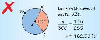 Big Ideas Math Answers Geometry Chapter 11 Circumference, Area, and Volume 49