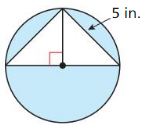 Big Ideas Math Answers Geometry Chapter 11 Circumference, Area, and Volume 56