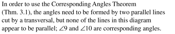 Big Ideas Math Answers Geometry Chapter 3 Parallel and Perpendicular Lines 3.2 a 13