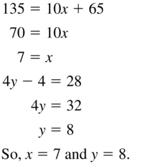 Big Ideas Math Answers Geometry Chapter 5 Congruent Triangles 5.2 a 9