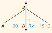 Big Ideas Math Answers Geometry Chapter 6 Relationships Within Triangles 161