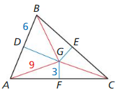 Big Ideas Math Answers Geometry Chapter 6 Relationships Within Triangles 43