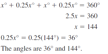 Big Ideas Math Answers Geometry Chapter 7 Quadrilaterals and Other Polygons 7.2 a 31
