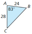 Big Ideas Math Answers Geometry Chapter 9 Right Triangles and Trigonometry 210