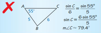 Big Ideas Math Answers Geometry Chapter 9 Right Triangles and Trigonometry 225
