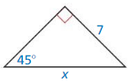 Big Ideas Math Answers Geometry Chapter 9 Right Triangles and Trigonometry 43