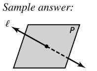 Big Ideas Math Geometry Answer Key Chapter 1 Basics of Geometry 1.1 a 17