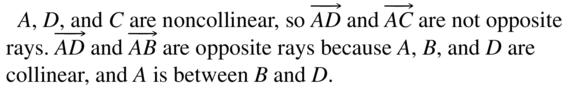 Big Ideas Math Geometry Answer Key Chapter 1 Basics of Geometry 1.1 a 25