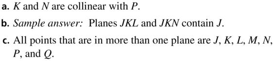 Big Ideas Math Geometry Answer Key Chapter 1 Basics of Geometry 1.1 a 55