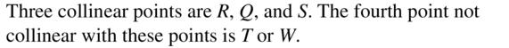 Big Ideas Math Geometry Answer Key Chapter 1 Basics of Geometry 1.1 a 9