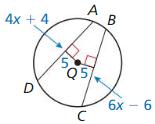 Big Ideas Math Geometry Answer Key Chapter 10 Circles 100