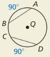 Big Ideas Math Geometry Answer Key Chapter 10 Circles 103