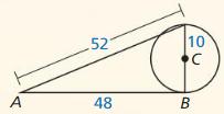 Big Ideas Math Geometry Answer Key Chapter 10 Circles 257