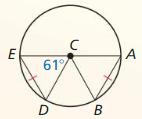 Big Ideas Math Geometry Answer Key Chapter 10 Circles 260