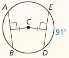 Big Ideas Math Geometry Answer Key Chapter 10 Circles 262
