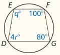 Big Ideas Math Geometry Answer Key Chapter 10 Circles 265