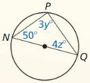 Big Ideas Math Geometry Answer Key Chapter 10 Circles 267