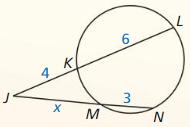 Big Ideas Math Geometry Answer Key Chapter 10 Circles 274