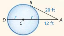 Big Ideas Math Geometry Answer Key Chapter 10 Circles 277