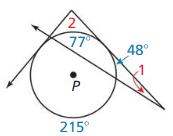 Big Ideas Math Geometry Answer Key Chapter 10 Circles 284