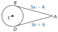 Big Ideas Math Geometry Answer Key Chapter 10 Circles 286