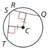 Big Ideas Math Geometry Answer Key Chapter 10 Circles 288