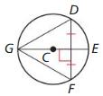 Big Ideas Math Geometry Answer Key Chapter 10 Circles 290