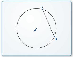 Big Ideas Math Geometry Answer Key Chapter 10 Circles 82