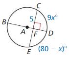 Big Ideas Math Geometry Answer Key Chapter 10 Circles 85