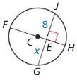 Big Ideas Math Geometry Answer Key Chapter 10 Circles 91