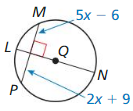 Big Ideas Math Geometry Answer Key Chapter 10 Circles 93