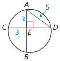 Big Ideas Math Geometry Answer Key Chapter 10 Circles 98