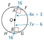 Big Ideas Math Geometry Answer Key Chapter 10 Circles 99