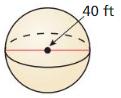 Big Ideas Math Geometry Answer Key Chapter 11 Circumference, Area, and Volume 266