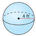 Big Ideas Math Geometry Answer Key Chapter 11 Circumference, Area, and Volume 270