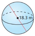 Big Ideas Math Geometry Answer Key Chapter 11 Circumference, Area, and Volume 272