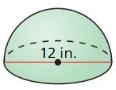 Big Ideas Math Geometry Answer Key Chapter 11 Circumference, Area, and Volume 275