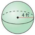 Big Ideas Math Geometry Answer Key Chapter 11 Circumference, Area, and Volume 277