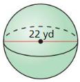 Big Ideas Math Geometry Answer Key Chapter 11 Circumference, Area, and Volume 278