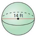 Big Ideas Math Geometry Answer Key Chapter 11 Circumference, Area, and Volume 279