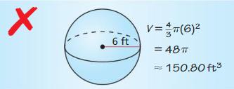 Big Ideas Math Geometry Answer Key Chapter 11 Circumference, Area, and Volume 281