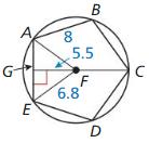 Big Ideas Math Geometry Answer Key Chapter 11 Circumference, Area, and Volume 78
