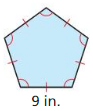 Big Ideas Math Geometry Answer Key Chapter 11 Circumference, Area, and Volume 98